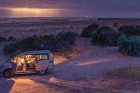 Blitzschutz beim Camping