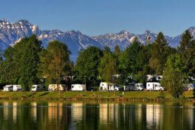 Dauercamping in Bayern: 5 Plätze für den Langzeiturlaub