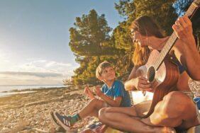 Istra Camping in Kroatien – Familiencampingplätze im Herzen des Mittelmeers