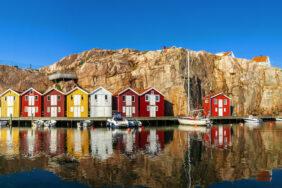 Naturcamping in Schweden: Mit dem Wohnmobil durch Småland