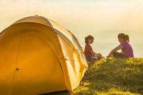 Die 111 schönsten Familiencampingplätze