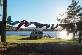 Camping Waschmaschine – So wäschst du ohne Strom!