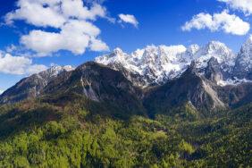 Slowenien – Camping im Triglav Nationalpark