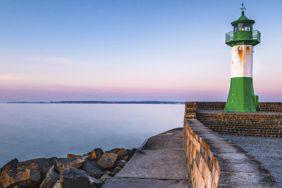 Camping in Sassnitz: Urlaub in Hafenstadt auf Rügen
