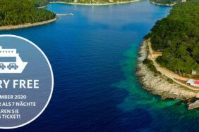 Traumurlaub auf der kroatischen Insel Lošinj mit Valamar