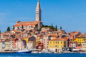 Route durch Istrien in Kroatien: Traumreise von Umag nach Rijeka