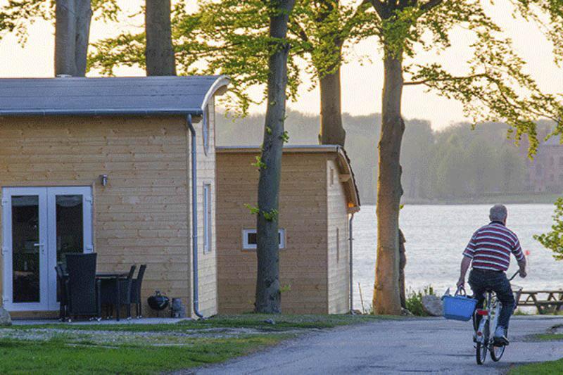 Campingplatz Nysted Strand in Dänemark
