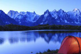 Campingplätze mit traumhafter Aussicht: Hoch, höher, am höchsten
