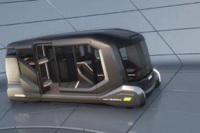 Wohnmobil der Zukunft: Hymer Concept Galileo
