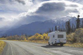 Die 4 schönsten Winter-Reiseziele mit dem Wohnmobil
