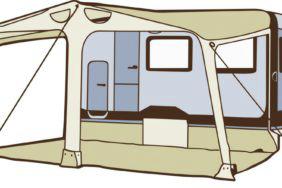 So findest du den richtigen Vorzeltteppich für deinen Wohnwagen