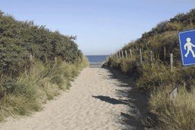 Camping und Wandern in Flandern: Familienurlaub in De Panne