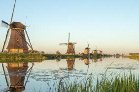 Holland mit dem Wohnmobil: Traumroute entlang der Küste
