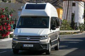 Newcomer im ADAC Test: VW Grand California