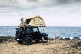 Dachzelte: Der große Ratgeber zum neuen Camping-Trend