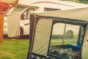Vorzelte für Wohnwagen, Wohnmobil und Campingbus
