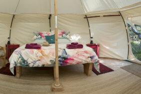 Glamping: Das steckt hinter dem neuen Camping-Trend