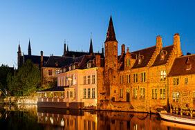 Reise durch Flandern: Brügge sehen und schwärmen