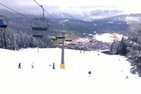 Wintercamping am Wettersteingebirge