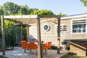 Camping mit Kindern im Mobilheim in Frankreich