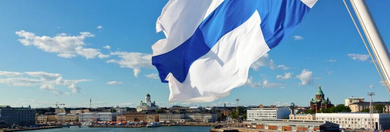 Fähre von Helsinki
