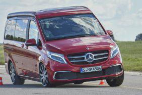 ADAC Test: Mercedes Marco Polo 300d