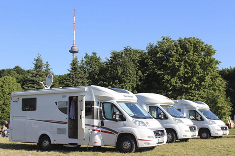 Vilnius City Camping