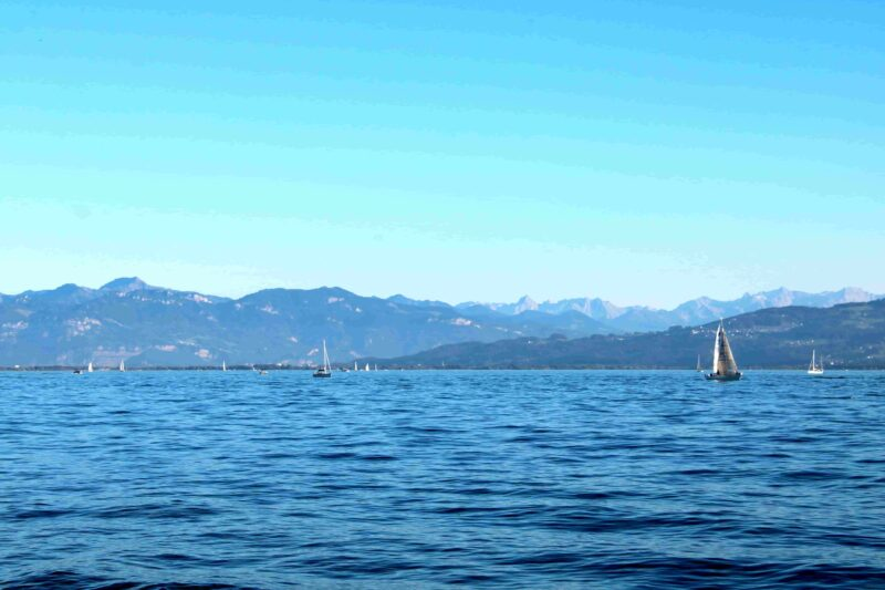 Bodensee bei Lindau