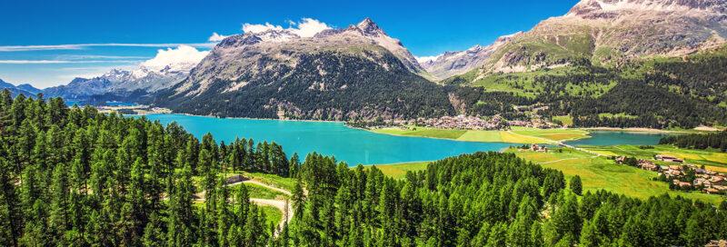 Überblick über die Zentralschweiz