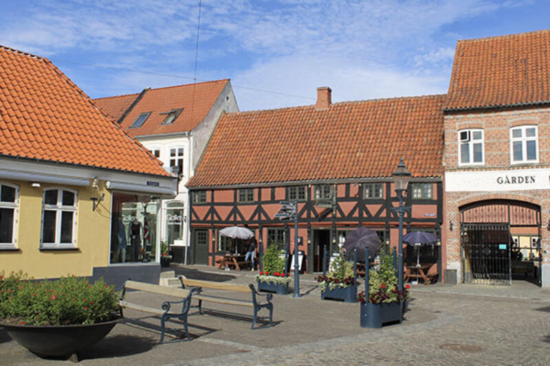 Altstadt von Bogense