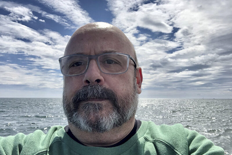 Ein Selfie von Manel Vilajosana