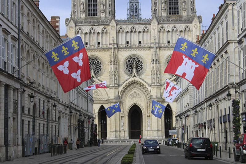 Orleans Rue Jeanne d'Arc