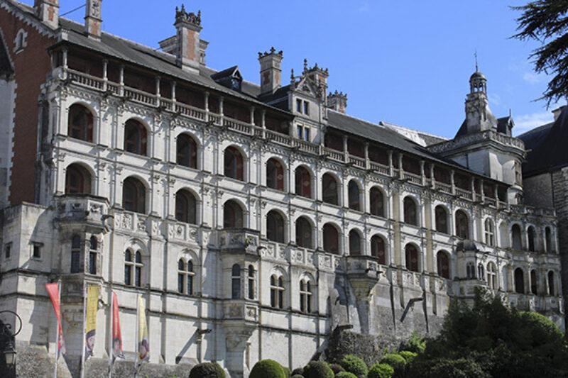 Blois Schloss
