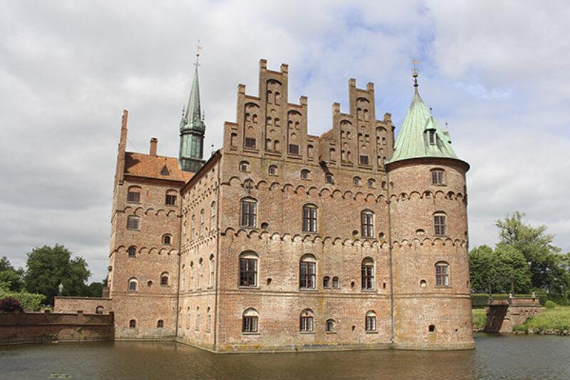Das Schloss Egeskov