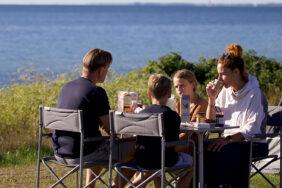 Zuhause in der Natur: Camping in Dänemark