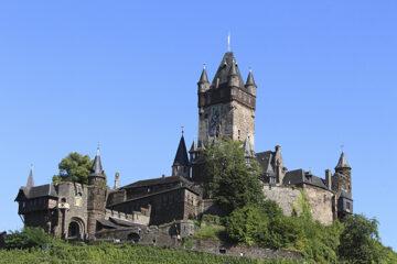 Die Reichsburg in Cochem