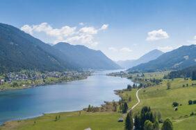 Die 10 schönsten Campingplätze in Kärnten