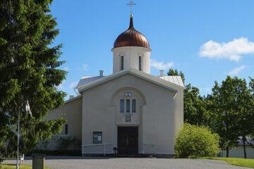 Das Kloster Uusi Valamo