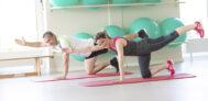 Im Fitnessbereich des BadeWerk finden Kurse mit qualifizierten Trainern statt