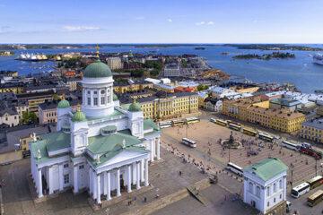 Kathedrale des lutherischen Bistums Helsinki