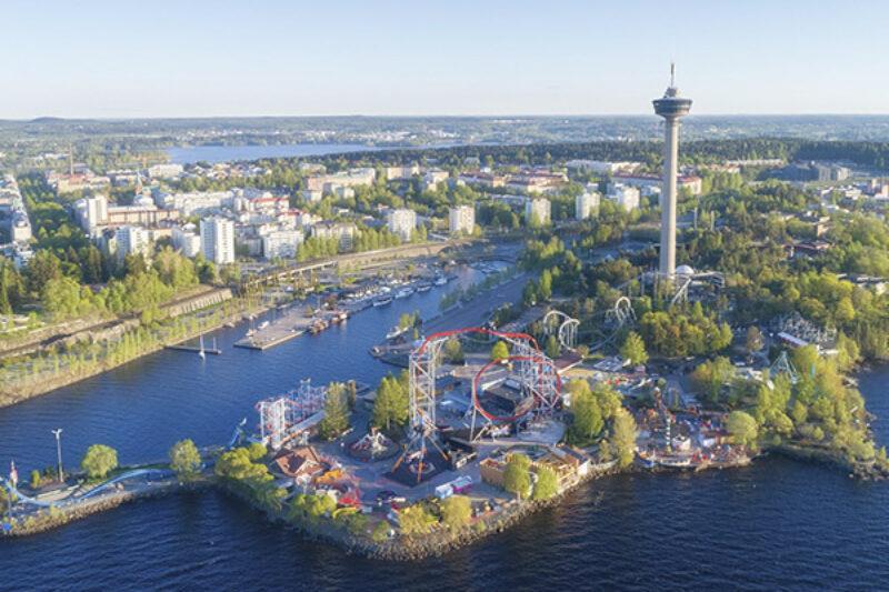Überblick über Tampere