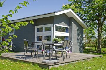 Mobilheim auf Ardoer Camping Cnossen Leekstermeer