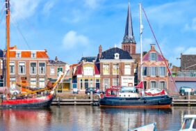 Ardoer Camping in Friesland direkt am niederländischen Wattenmeer