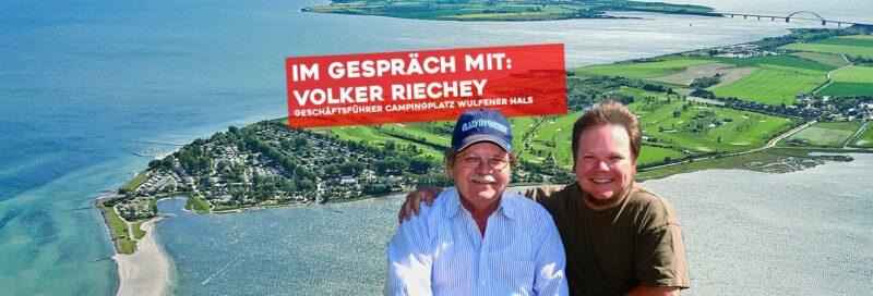 Volker Riechey im Gespräch mit PiNCAMP