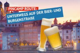 Edle Hopfen, prächtige Schlösser: Unterwegs auf der Bier- und Burgenstraße