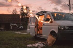 POP-UP CAMPS: Campingplätze für Anders-Camper und naturverbundene Individualisten