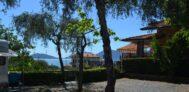 Wohnmobilstellplätze und Wohnwagenstellplätze mit Blick auf das Mittelmeer