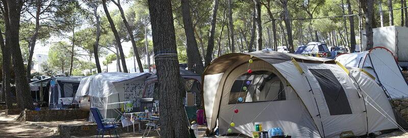 Camping Interpals im Pinienwald