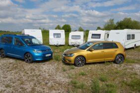 Familienwohnwagen im ADAC-Test: Knaus Südwind 500 QDK hat die Nase vorn