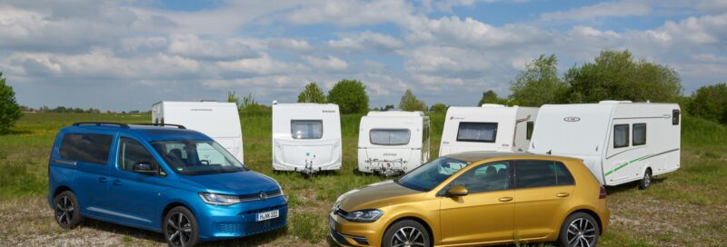 Familienwohnwagen © ADAC - Uwe Rattay
